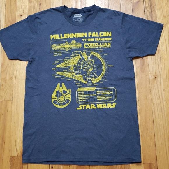 Star Wars T-Shirt size Large